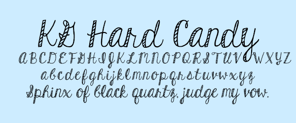 Chalkboard Fonts – Kimberly Geswein Fonts