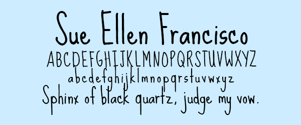 Skinny Fonts – Kimberly Geswein Fonts